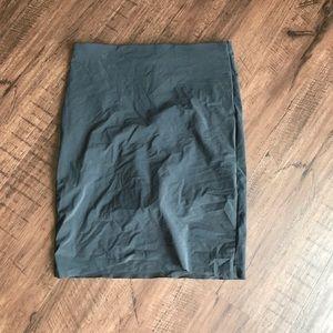 NWOT. Black Skirt Slip